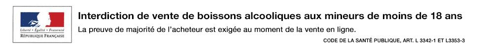 Bandeau alcool